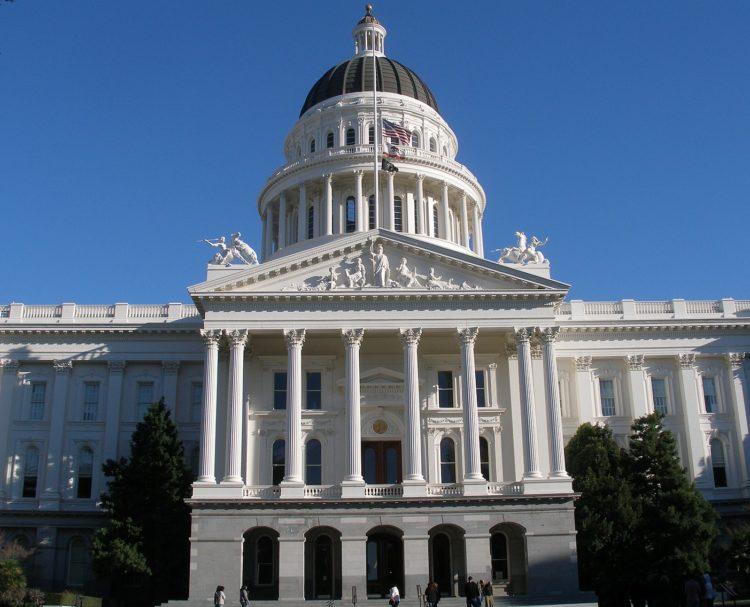 California Legislature Building